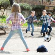Get kids moving