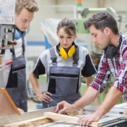 aaddressing the skilled trades shortage