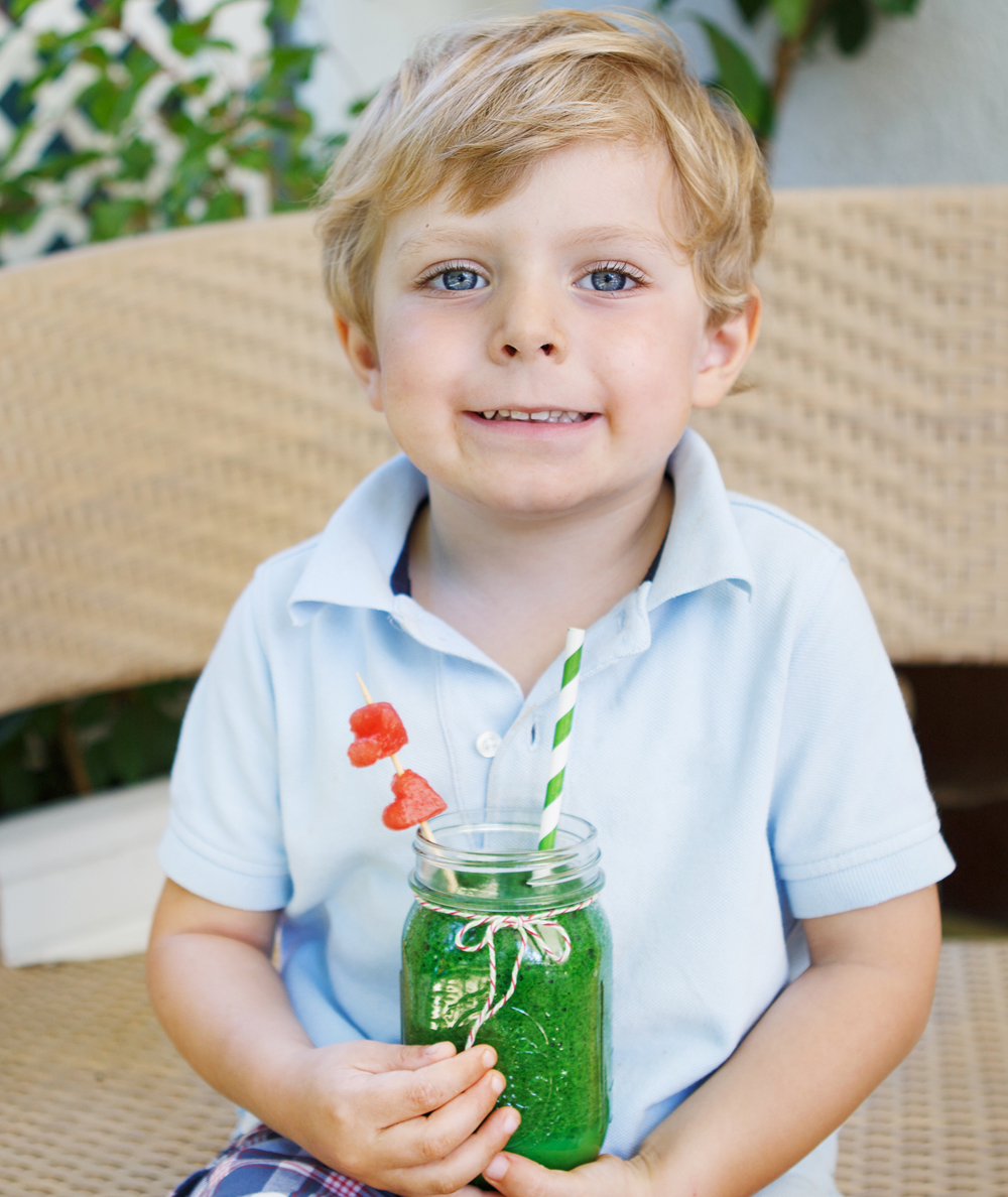 plant-based green smoothie