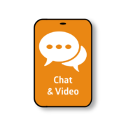 chat-and-video
